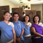The ever-friendly staff who made tawa-tawa tea for Niccolo. The Filipino hospitality and warmth shines through brilliantly in Amarela.